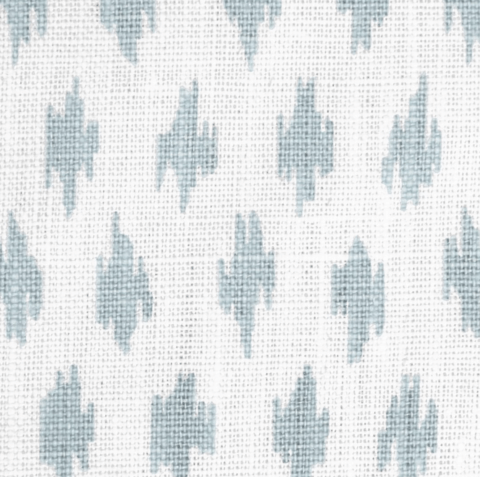Fabrics Anni Duck Egg Penny Morrison COLOUR_BLUE, DESIGNER_PENNY MORRISON, PALE, PASTELS, PATTERN_ABSTRACT, PATTERN_DOTS