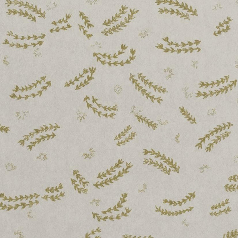 Wallpaper Pasha Sprig Soft Green Wallpaper Penny Morrison FLOWER, FLOWERS, GARDEN, GREEN, MINIMAL, PATTERN_ABSTRACT, PATTERN_FLORAL, PINK, PRETTY, SIMPLE, SUBTLE, UNIQUE, WALLPAPER
