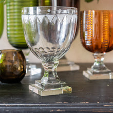 Hurricane Lamp Clear Triangle Glass Hurricane Lamp Penny Morrison Candle Holder, Clear, Cup, Dining, Glass, Goblet, Hurricane Lamp, Patterned, Set Up, Table Accessory, Triangle, Vase