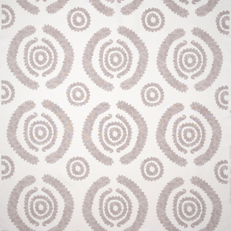 Fabrics Haveli Beige Penny Morrison BOLD, CIRCLES, COLOUR_BROWN, DESIGNER_PENNY MORRISON, DOTS, PATTERN_ABSTRACT, PATTERN_DOTS, PLAYFUL, ROUND