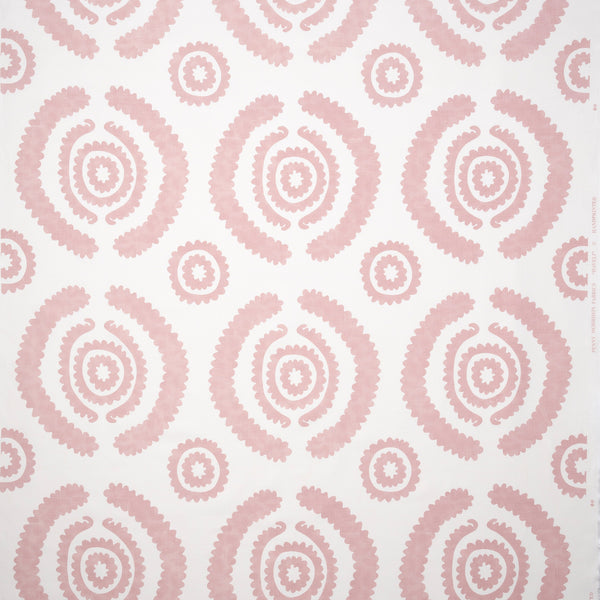 Fabrics Haveli Pink Penny Morrison BOLD, CIRCLES, COLOUR_PINK, DESIGNER_PENNY MORRISON, DOODLE, DOTS, PATTERN_ABSTRACT, PATTERN_DOTS, PLAYFUL, ROUND, SQUIGGLE