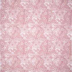 Fabrics Rama Pink Penny Morrison bohemian, COLOUR_PINK, DESIGNER_PENNY MORRISON, ETHNIC, FADED, INDIAN, ORNATE, PALE, PASTEL, PATTERN_ABSTRACT, PRETTY, RUSTIC, VINTAGE, WORN