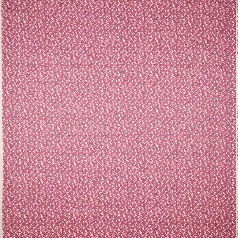 Fabrics Tulkan Red Penny Morrison BOLD, COLOUR_PINK, COLOUR_RED, DESIGNER_PENNY MORRISON, GEOMETRIC, NEUTRAL, OLIVE, PATTERN_ABSTRACT, small pattern, SOLID, STRONG