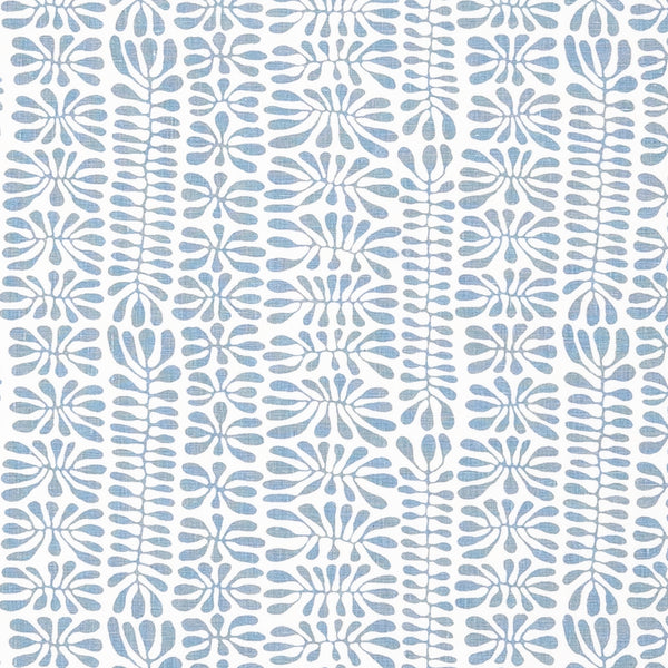 Fabrics Wiggle Pale Blue Penny Morrison CHILDREN, COLOUR_BLUE, CONTEMPORARY, DESIGNER_SARAH VANRENEN, DOODLE, PATTERN_ABSTRACT, PLAYFUL, QUIRKY, SQUIGGLE, WIGGLE