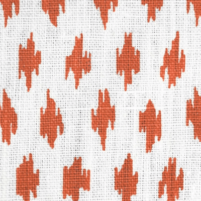 Fabrics Anni Orange Penny Morrison COLOUR_ORANGE, DESIGNER_PENNY MORRISON, PATTERN_ABSTRACT, PATTERN_DOTS