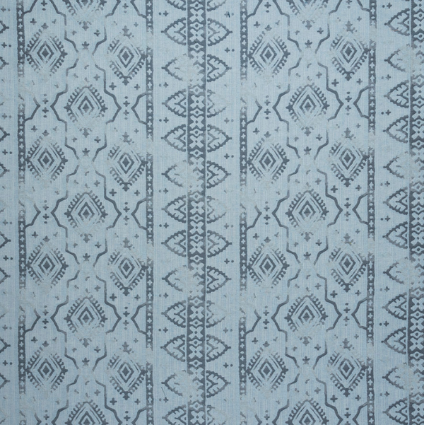 Penny-Morrison-Diamond-Border-Stripe-Blue-Vertical-Geometric-Ethnic-Block-Print