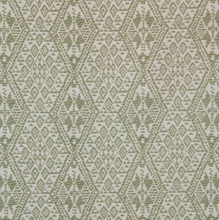 Fabrics Diamond Chunky Green Penny Morrison bohemian, COLOUR_BLUE, DESIGNER_PENNY MORRISON, DETAIL, DIAMONDS, ETHNIC, INTRICATE, PATTERN, PATTERN_GEOMETRIC