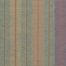 Fabrics Multicolour Rustic Stripe Penny Morrison BOLD, BRIGHT, COLOUR_BLUE, COLOUR_RED, COLOUR_YELLOW, COLOURFUL, DESIGNER_PENNY MORRISON, PANELS, PATTERN_STRIPES, PRIMARY, RAINBOW, STATEMENT, VERTICAL