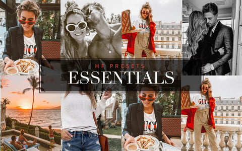 HF Essential Mobile Preset Pack (6)