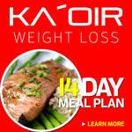KA'OIR 14-DAY WEIGHT LOSS PLAN