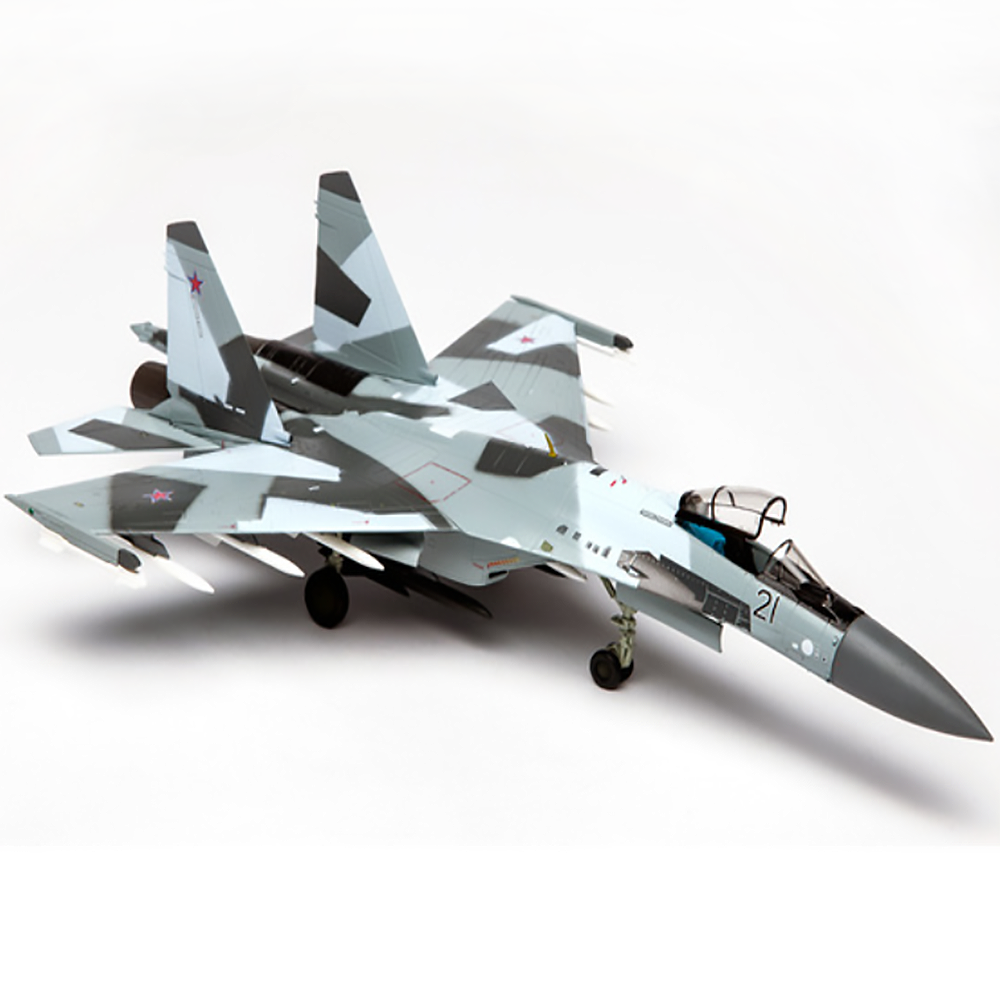 Professional Grade 1/16th Scale: Su-35 RTF RC Replica