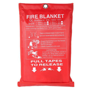 FlameCape™ Fire Blanket
