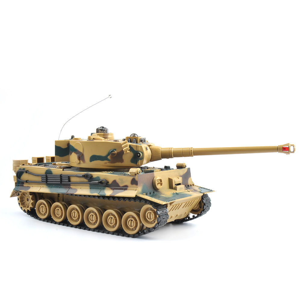 German Tiger Tank II: Mini RC Replica Model