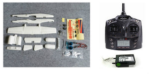 DIY Kit- A10 Warthog RC Replica Kit (Unassembled)