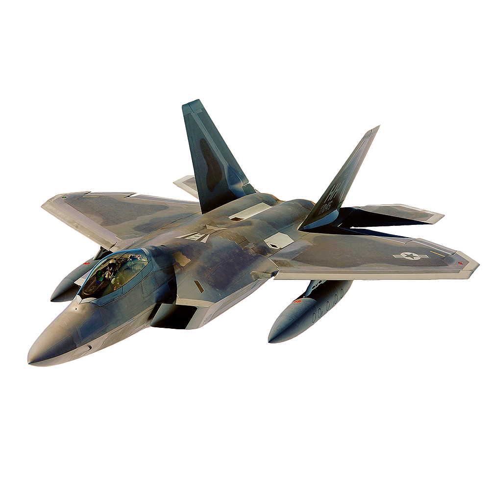 F22- 64mm RTF (Ready-To-Fly) Model