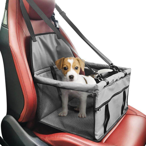 Dog Car Seat Carrier - My Naked Dog