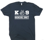 K9 Rescue Unit T-Shirt