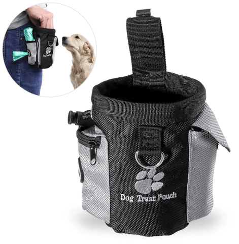 Dog Training Pouch (Hands Free) - My Naked Dog