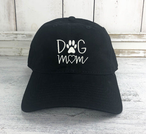 Dog Mom Hat - My Naked Dog