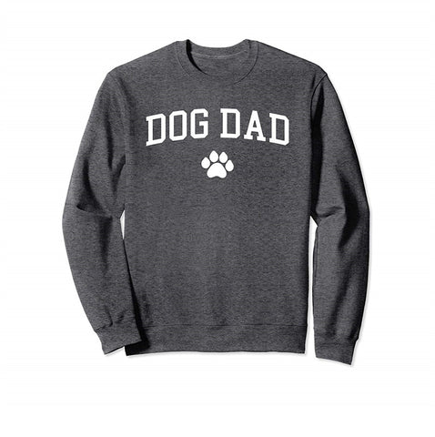 Dog Dad Sweatshirt