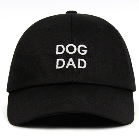 Dog Dad Embroidered Hat