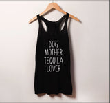 Tequila Lover Tank - My Naked Dog