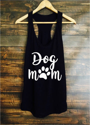 Dog Mom Tank - My Naked Dog