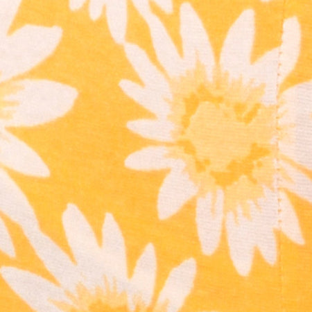 Cycle Short in Sunkissed Floral Yellow by Motel