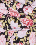 Giam Top in Bloom Floral by Motel