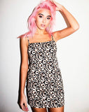 Selah Bodycon Dress in Pink Panther by Motel