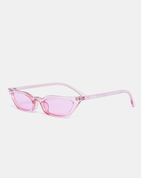 Kendal Sunglasses in Pink by Motel