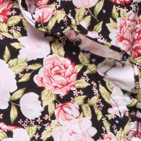 Rica Dress in Bloom Floral by Motel