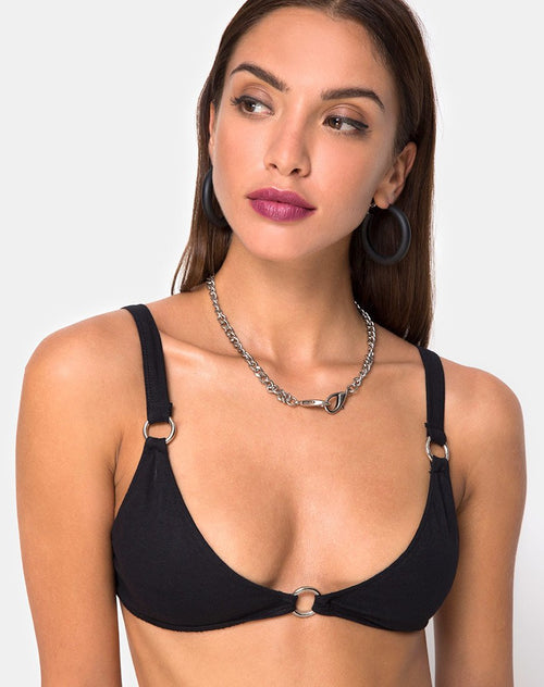 Soja Bralet in Black By Motel