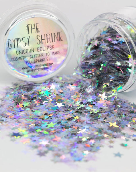 The Gypsy Shrine Unicorn Eclipse Glitter Pot