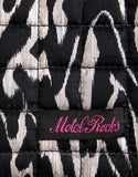 Motel iPad Case in Zebra Print