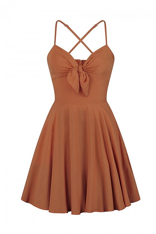 Maxine Skater Summer Dress - Divine N' Envy Modern Vintage Clothing