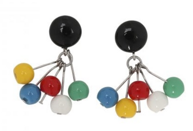 Cha Cha Earrings - Divine N' Envy Modern Vintage Clothing