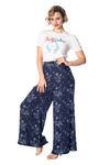 Santorini Dream Palatso Pants - Divine N' Envy Modern Vintage Clothing