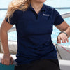Technical Polo T-Shirt - Womens