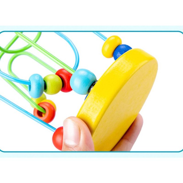 Toddlers Colorful Roller Coaster Toy