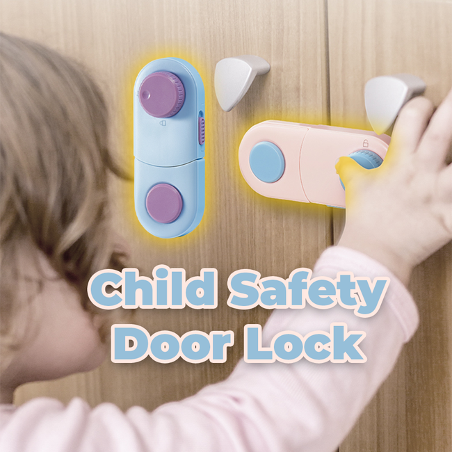 Child Safety Door Lock