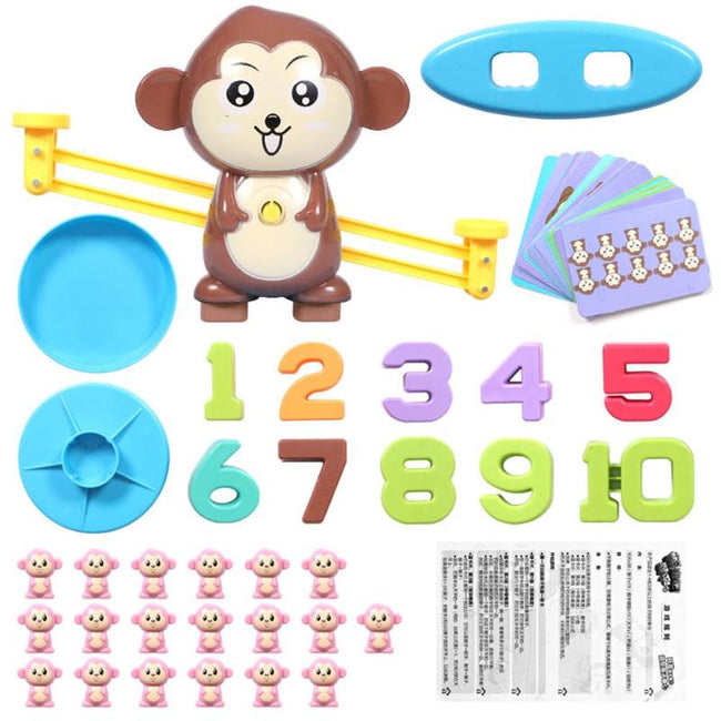 Math Skill Boosting Educational Toy