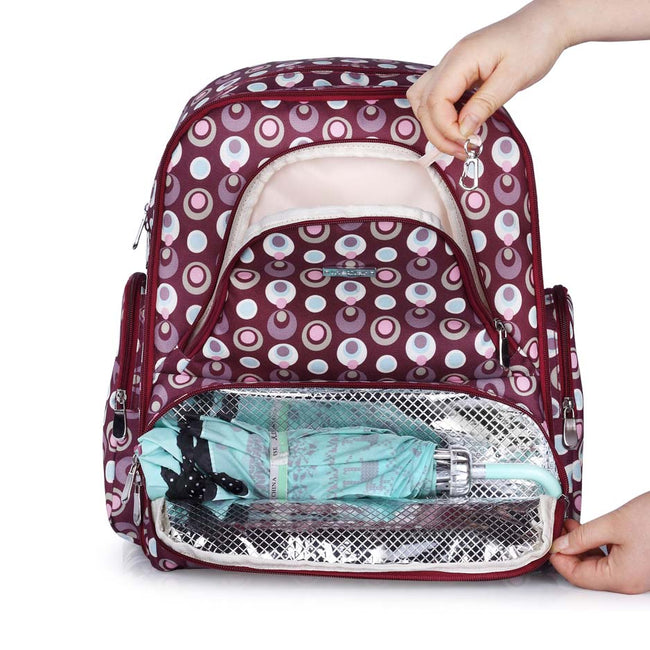 Multifunctional maternity backpack