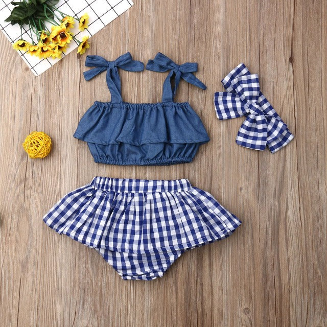 Newborn Baby Girl Fashion Clothes