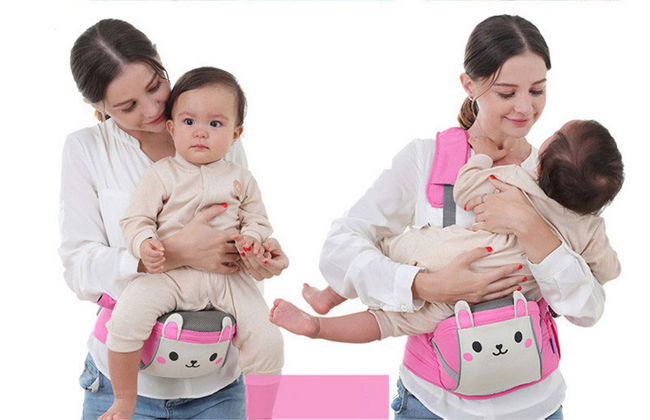Ergonomic Top Baby Carrier