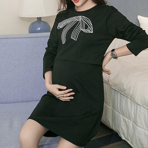 Tiffany Maternity Dress