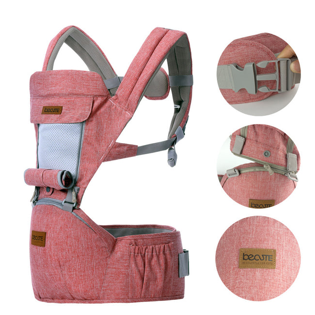 BECUTE™ Plus Multifunctional Baby Carrier