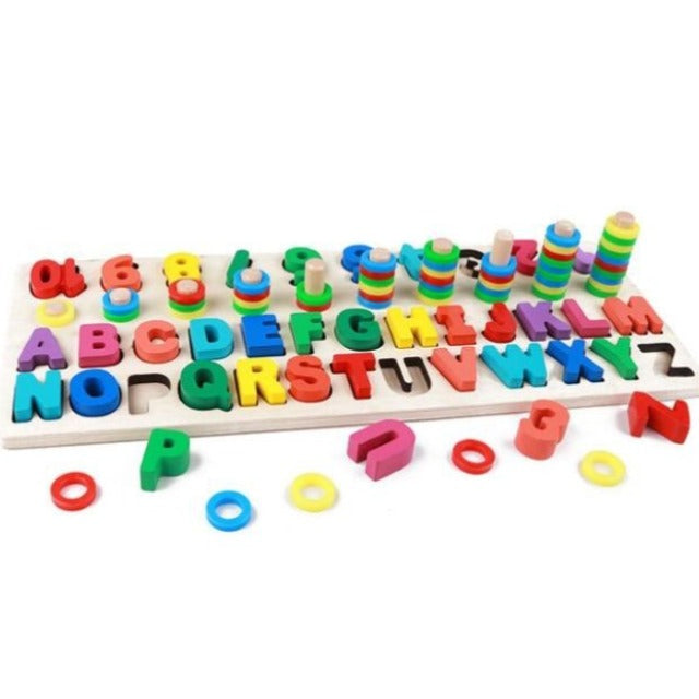 3-in-1 Children Educational Toy