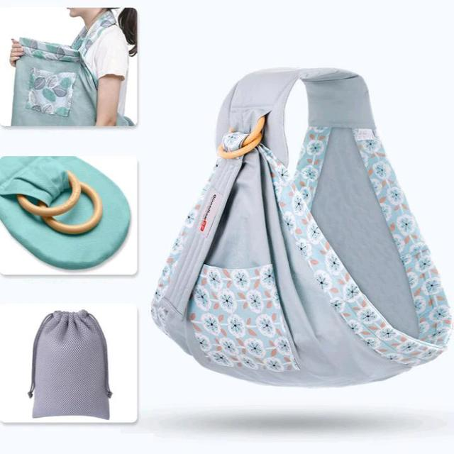 Adjustable Kangaroo Baby Carrier