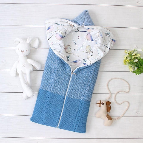 Winter Baby Bedding Wrap